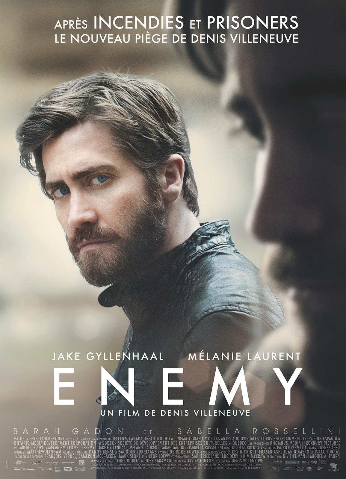 cattura di Enemy DVDRIP 2020
