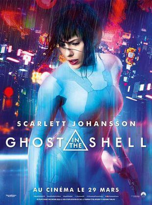 cattura di Ghost In The Shell 2017 DVDRIP